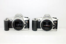 Lot of 2 Canon EOS Rebel G 35mm Film Cameras (Body Only) ***FREE SHIPPING***