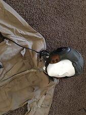 Vintage Summer Flying Helmet and Suit