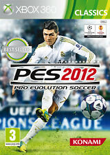 Pro Evolution Soccer PES 2012 Classics XBOX 360 IT IMPORT KONAMI