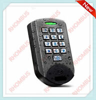 Stainless Steel Metal Case waterproof EM ID Keypad Standalone Access Control/U9