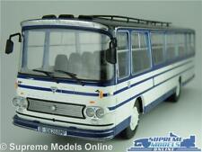 LE BARREIROS AEC MODEL BUS COACH 1:43 SCALE IXO 1965 SPAIN BLUE/WHITE K8