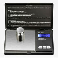 Digital Scale 500g x 0.1g Jewelry Gram Silver Gold Coin Pocket Size Herb Grain