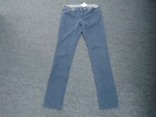 BLANK NYC Dark Gray Cotton Blend Casual Midrise Skinny Jeans Size 27 CC5242
