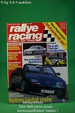 Rallye Racing 22/88 BMW Z1 2 CV Opel Vectra Galant GTI