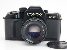 Contax 167mt #048733 + Carl Zeiss planar 1,7/50mm t * #7302851 si252