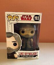 Funko Pop! STAR WARS: Luke Skywalker #193