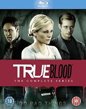 True Blood: Complete Series - Seasons 1 2 3 4 5 6 7 [Blu-ray Set, Region Free]