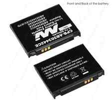 AB503442CAB/STD 800mAh battery for Samsung SGH- R500 R510 R610 A127 D900 D900B