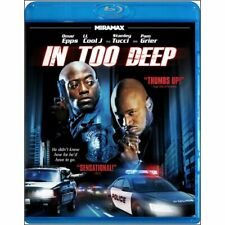 In Too Deep~Epps/Cool J/Tucci/Grier (Blu-Ray) NEW  **Free Shipping**