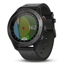 "Garmin Approach S60 Premium GPS Golf Watch with 1.2"" Color Touch Screen"
