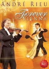 ANDRE RIEU : FOREVER VIENNA  - DVD + CD - UK Compatible - New & sealed