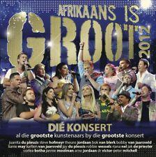 Afrikaans Is Groot 2012: Die Konsert (CD, 2013, CDJUKE66) Ships in 12 hours!!!