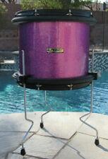 Peavey Purple Sparkle Wrapped Radial Pro 500 16� x 15� Deep Floor Tom
