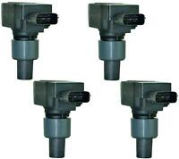 IGNITION COIL PACK OF 4 FITS MAZDA RX -8 SE 17 (2003-2008) N3H1-18-100