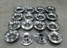 Comp Cams #725-16 10° Titanium Retainers