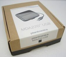 Plantronics MDA220 USB Switch for USB Headset  to switch between PC & Telephone
