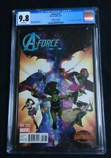 A-Force #1 Molina Variant Cover CGC 9.8 2138742008