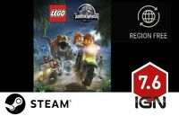 Lego Jurassic World [PC] Steam Download Key - FAST DELIVERY