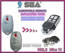 SEA 868 SMART 2, SMART 3 SWITCH Compatibile Telecomando, Clon 868,3Mhz