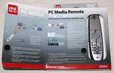 Uno para todos Control Remoto Universal-TV, Sky-incluye Caja de RF USB para PC Media