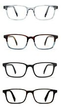 NEW Warby Parker CRANE Eyeglasses Optical Classic Authentic**