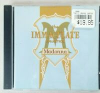 MADONNA -  THE IMMACULATE COLLECTION -   CD near mint