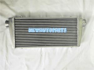 "24""x12""x3"" core FMIC Aluminum Intercooler Universal 600x300x76mm 3"" Inlet/Outlet"
