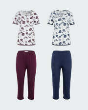4.5595 Capri-Pyjama im Doppelpack