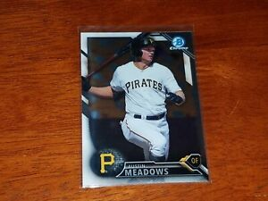 Austin Meadows 2016 Bowman Chrome Draft RC #BDC-121