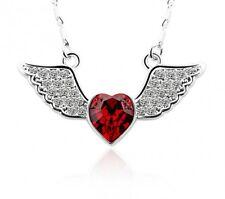 """Swarovski Elements Herz-Kette aus der Serie """"Flying Heart"""" von Elli Olsen ®"""