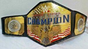 ST WWE United States Champion Title Wrestling Belt Big Eagle Replica Adult 2mm