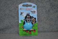 Little Mole Gardener LED Keychain Keyring Flashlight Zdenek Miler Krecik Krtek