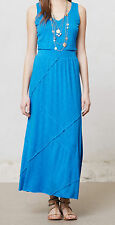 T-Shirt by Dolan Sapphire Day Maxi Dress Sizes M, L Blue NW ANTHROPOLOGIE Tag