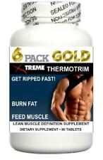 1 Strong Lean Muscle Pills X Growth Builder Abs Fat Loss Workout & Training Aid