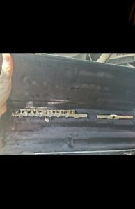 flute piccolo  Gemeinhardt 4S Solid Silver Professional