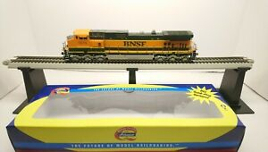 Athearn HO Train Digitrax DCC/Sound BNSF GE C44-9W Powered Diesel Locomotive