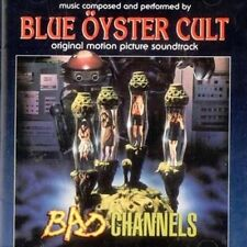 Bad Channels by Blue Öyster Cult (Vinyl, May-2016, Full Moon)
