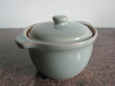 Denby - Manor Green - Individual Lidded Casserole Pot - Lovely Condition