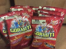 Gormiti 1st Series 12-pack Retail Booster LOT.  Sealed Figures And Cards Inside.