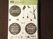 Stampin' Up! Among the Branches stamp set