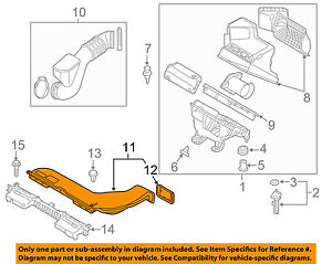 HYUNDAI OEM 15-16 Sonata Air Cleaner Intake-Inlet Duct Tube Hose 28210C2360