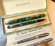 VINTAGE CONWAY STEWART 14  BOXED SET  - C.1958 - MINT / SERVICED