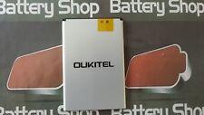 Oukitel C8 3000mAh Genuine Battery  EU/UK Stock
