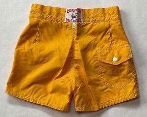 Birdwell Beach Britches Board Shorts Swim Trunks Size 24 Label 26 NWOT