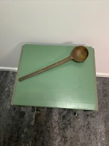 """Vintage Richmond 4"""" Cast Iron Smelting Ladle"""