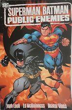 ESZ2121. SUPERMAN/BATMAN: Public Enemies TPB DC Comics (2005) _