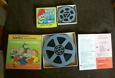Disney Snow White in The Dwarfs Dilemma 8 mm Movie w / Woody Woodpecker Included