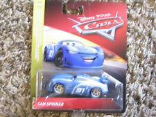 DISNEYPIXAR CARS 3 CAM SPINNER NEXT-GEN PISTON CUP RACERS