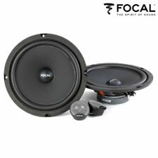 Focal Car Speakers in Size 8