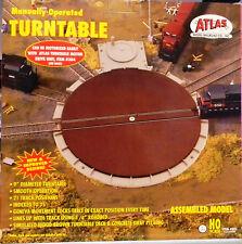 Gauge H0 - Atlas Electric Turntable 305 NEU